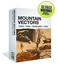 Free Mountain Vectors