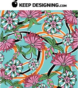 summer-floral-wallpaper-vector-pattern-example