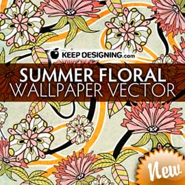 summer-floral-wallpaper-vector-pattern