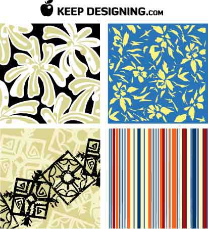 four-seasons-wallpaper-design-vectors-keepdesigning-sample