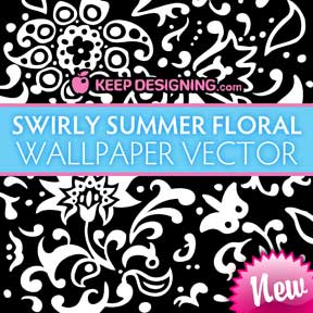 swirly-summer-flower-pattern-vector-keepdesigning-promo